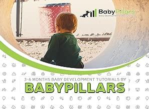 3-6 Months Baby Development Tutorials by BabyPillars