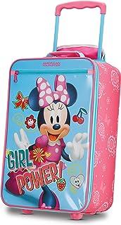 American Tourister Kids' Disney Softside Upright Luggage