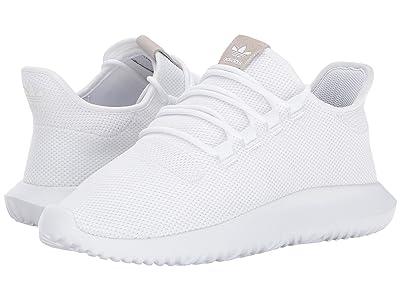 adidas Originals Tubular Shadow (White/Black/White) Men