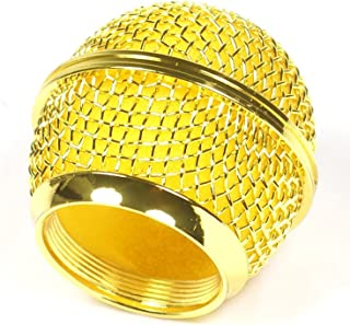Performance Plus SM58 Style Gold Mesh OEM Replacement...