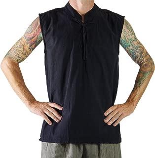 'Rogue Shirt', Renaissance Clothing, Steampunk Costume, Pirate Costume, Viking - Black