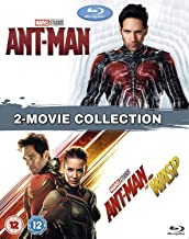 Ant-Man and Ant-Man and the Wasp Double Pack