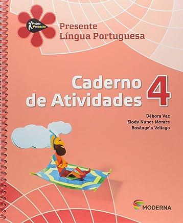 Língua Portuguesa. Caderno de Atividades. 4º Ano - Projeto Presente