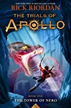 The Tower of Nero (Trials of Apollo, The Book Five) (Trials of Apollo (5))