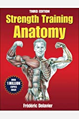 Strength Training Anatomy, 3rd Edition Paperback