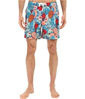Original Penguin - Jungle Print Volley Swim Shorts