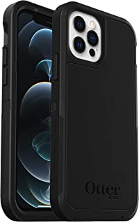 OtterBox Defender XT, Rugged Protection with MagSafe for iPhone 12 Pro Max - Black