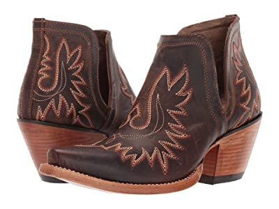 Ariat Dixon (Weathered Brown) Cowboy Boots