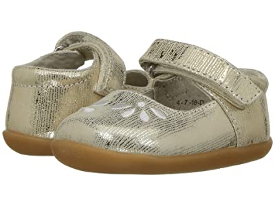See Kai Run Kids Ginny (Infant/Toddler) (Gold) Girl
