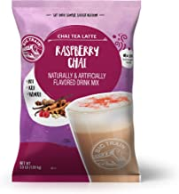 Big Train Chai Tea Latte, Raspberry, 56 Ounce, Powdered Instant Chai Tea Latte Mix (Packaging May Vary)