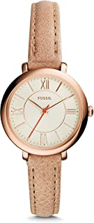 Fossil Women's Jacqueline Small Leather ES3802