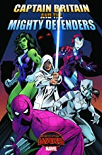 Captain Britain and Mighty Defenders #1 (of 2)