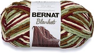 Bernat Yarn Blanket, Plum Fields, 300g