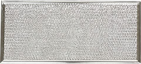 Air Filter Factory Compatible Replacement for Whirlpool AP5617368 Grease Mesh Microwave Oven Filter