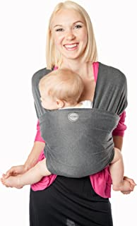 Moby Wrap Evolution (Charcoal)