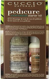 Cuccio Coconut Pedicure Starter Kit