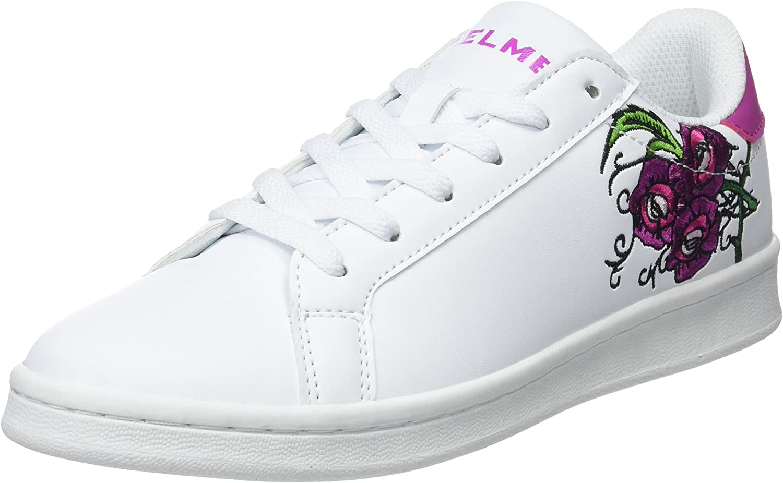 Kelme Women's Omaha Flowers Low-Top Sneakers