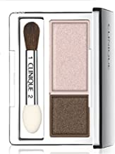 Clinique All About Shadow Duo, shade=Ivory Bisque/Bronze Satin