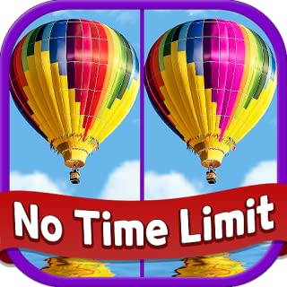5 Differences : No Time Limit