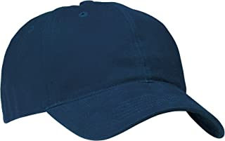 Port & Company Men's Brushed Twill Low Profile Cap