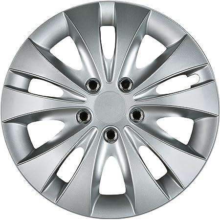 Universal Radzierblende Esprit Silber 15 Zoll Für Viele Fahrzeuge Passend Auto