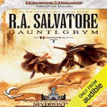 gauntlgrym audiobook
