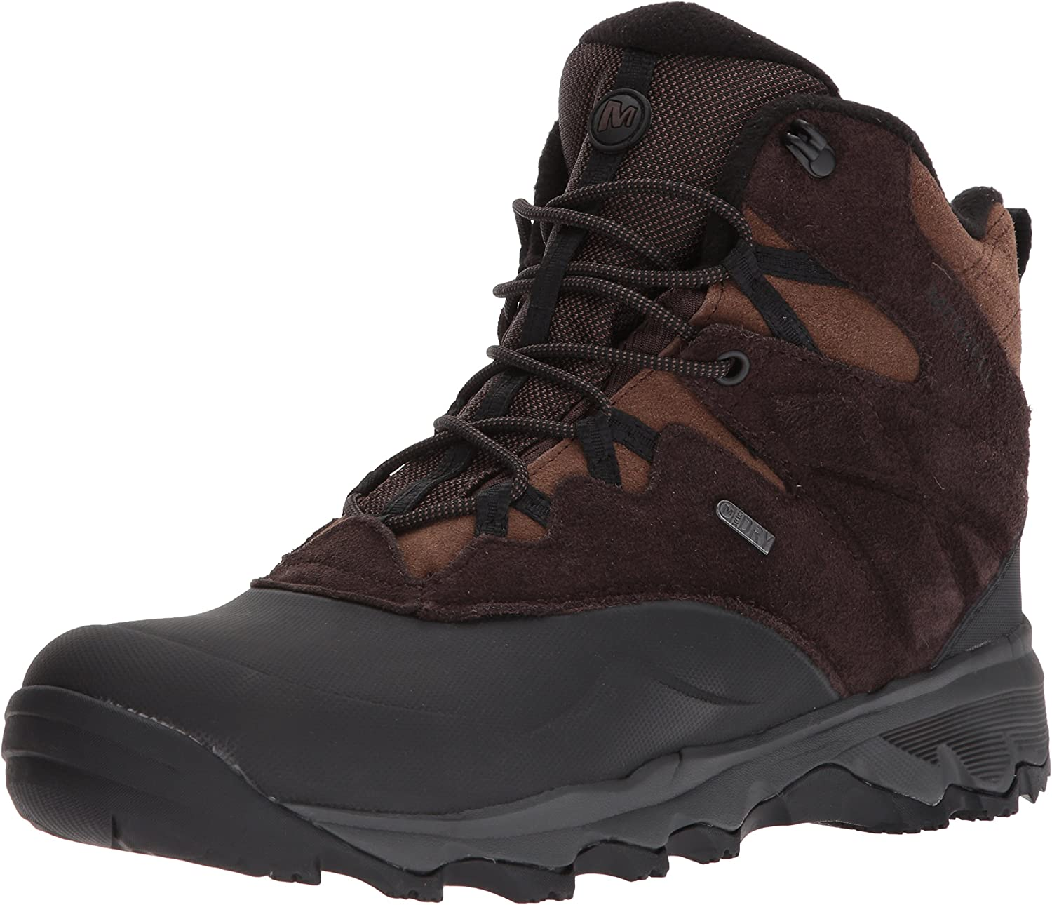 Merrell Men's Thermo Shiver 6  Waterproof High Rise Hiking Boots
