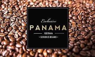 1 LB Panama Hacienda La Esmeralda, Washed, 100% Geisha Coffee (Green (Unroasted) Beans)