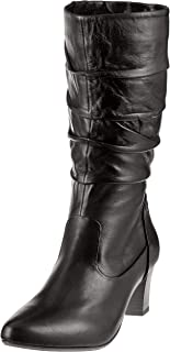 Women Boots Lena 22 Black, (Schwarz) G39242MI42/100