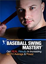 Baseball Swing Mastery - Get Real Results in Increasing Both Average & Power (Baseball Instructional Video - Hitting DVD 2 Disc Set)