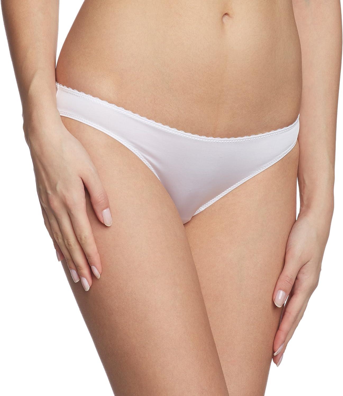 Hanro Women's Satin Deluxe Bikini