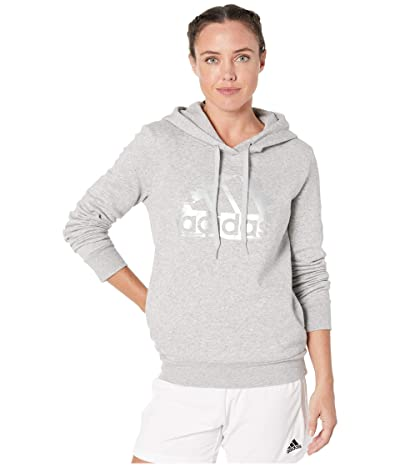 adidas See You Hoodie (Medium Grey Heather) Women