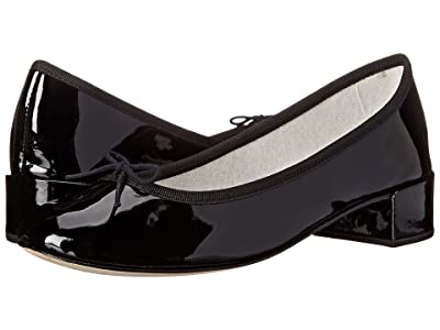 Repetto Camille (Patent Black) Women