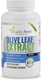Best health benefits of olive leaf complex Reviews