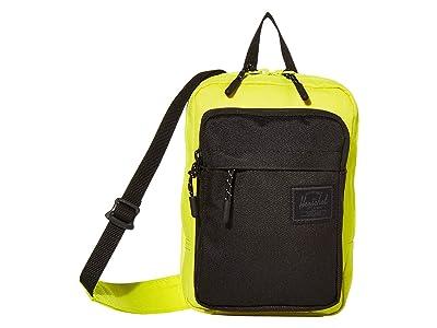 Herschel Supply Co. Form Crossbody Large (Highlight/Black) Cross Body Handbags