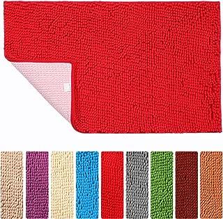 Best bright red bath mat Reviews