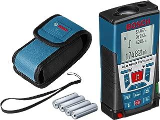 Bosch GLM 250 VF Professional Laser Rangefinder,Blue