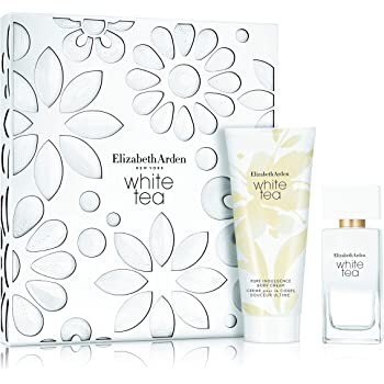 Elizabeth Arden Set White 2 piezas, Eau de Toilette 50 ml y Body Lotion 100 ml