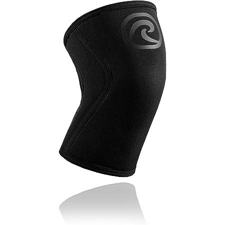 2x Rehband RX Elite Calf Sleeves Wadenbandage Kompressionsbandage schwarz 716006