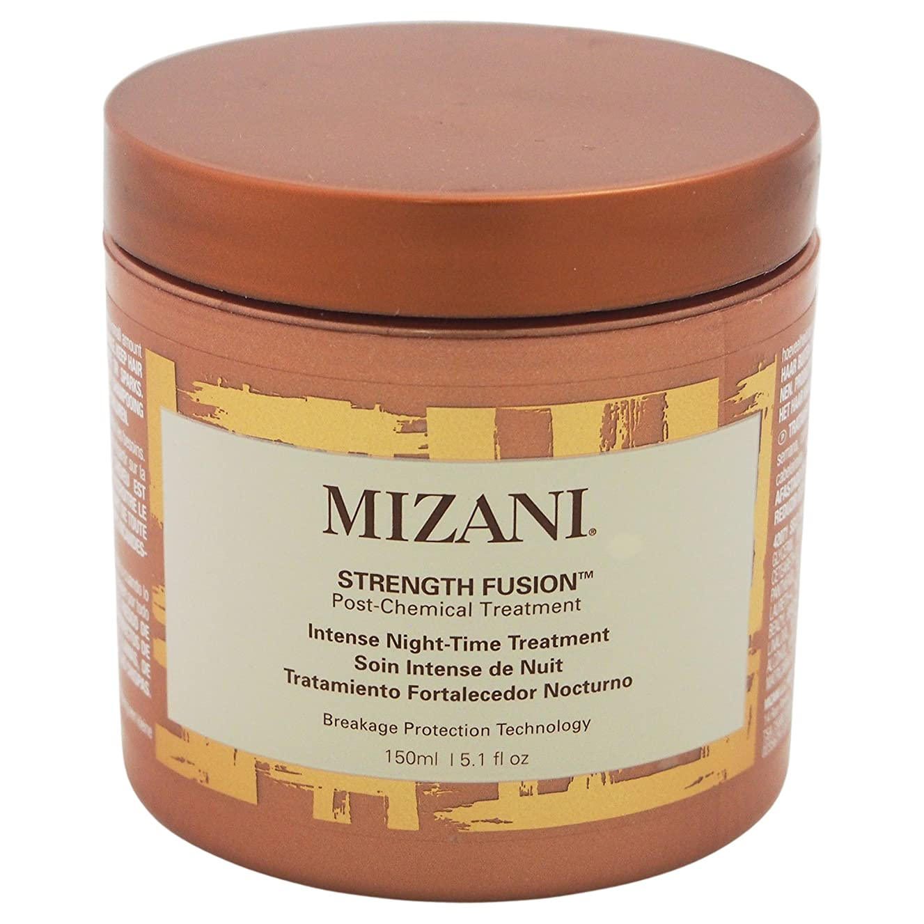 MIZANI Strength Fusion Intense Night-time Treatment, 5.1 Fl Oz