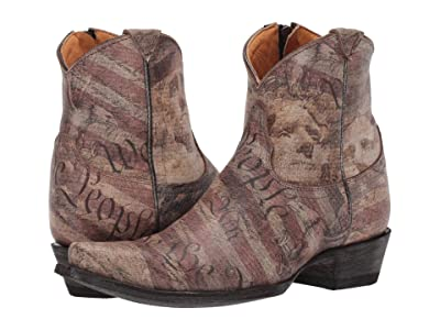 Old Gringo Fairview 7 (Taupe) Women