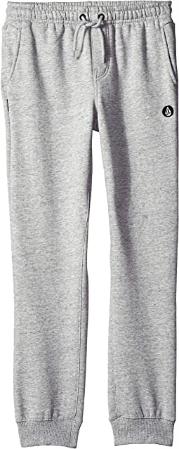 Single Stone Fleece Pants (Big Kids)