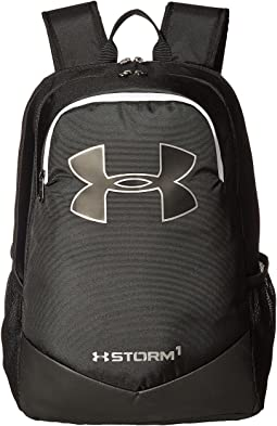 Under armour ua contain duo backpack duffel youth graphite black ... d7c8f4470e087