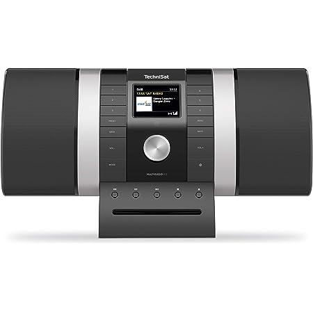 Nordmende Transita 400 Internetradio Dab Ukw Stereo Radio W Lan Spotify Connect Bluetooth Audiostreaming Nfc Farbdisplay Wecker Kopfhöreranschluss 2 X 10 Watt 2 Aux In Schwarz Silber Heimkino Tv Video