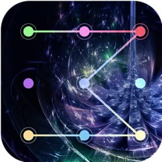 Shiny Crystal Lock Screen : Keypad Lock Screen