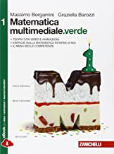 Scaricare Libri Matematica multimediale.verde. Per le Scuole superiori. Con e-book. Con espansione online PDF