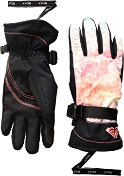 Roxy - Roxy Jetty Girl Gloves (Little Kids/Big Kids)