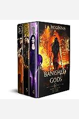 The Banished Gods Boxset: Books 4-6 Kindle Edition