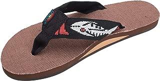 Rainbow Sandals Women's Single Layer Hemp w/Fish Strap