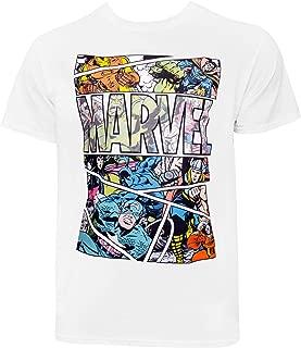 HULK T-Shirt UOMO//UNISEX : MARVEL Comics SPIDERMAN GRIGIA CAPTAIN AMERICA